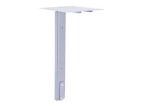 Multibrackets M Public Display Stand Camera Holder HD - Hylly tuotteelle videokonferenssikamera - teräs - hopea - floor stand mountable 7350022739741